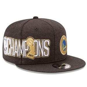 New Era Warriors 2017 NBA Finals Snapback cap